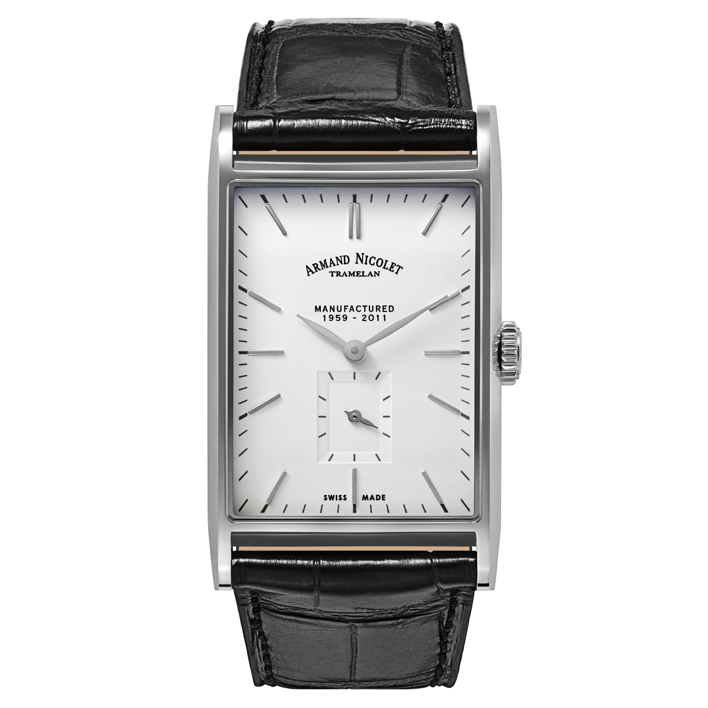 72d29839c Armand Nicolet Men's Manual Watch 9680A-AG-P680NR4 8059616283682 | eBay