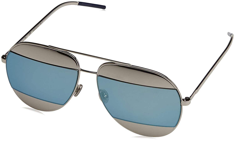 Christian | Sunglass | Aviator | Mirror | Blue